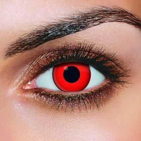 Red Contact Lenses (Pair)1