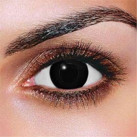Black Contact Lenses (90 Days)