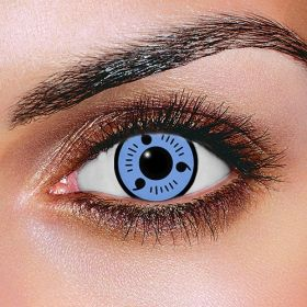 Blue Sasuke Contat Lenses (Pair)