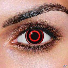 Bullseye Contact Lenses (Pair)