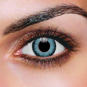Fusion Blue & Grey Contact Lenses (Pair)