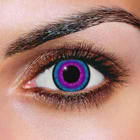 3 Month Galaxy Contact Lenses