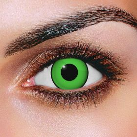 Green Manson Contact Lenses (Pair)