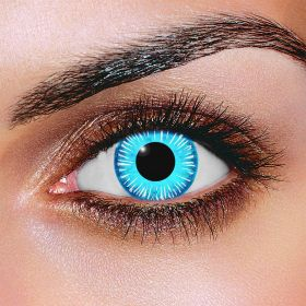 Ice Walker Contact Lenses (Pair)