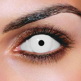 Mini Sclera White Contact Lenses
