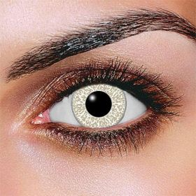 Mystique Brown Contact Lenses