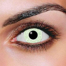 Pure Green Contact Lenses