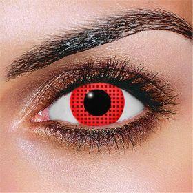 Red Mesh Eye Accessories (Pair)