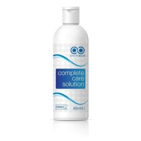Sterile contact lens solution