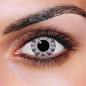Smokey Grey Contact Lenses