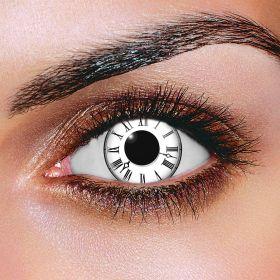 Tick Tock Contact Lenses (Pair)