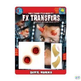 Tinsley Devil Horns 3D FX