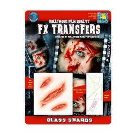 Tinsley Glass Shards 3D FX Transfer