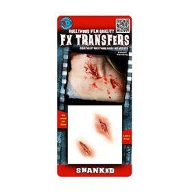 Tinsley Shanked 3D FX Transfer