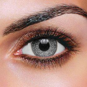 Two-Tone Mystic Grey Eye Accessories (Pair)