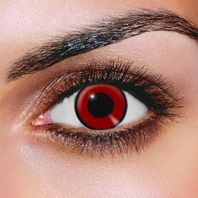 Crazy Voldemort Contact Lenses
